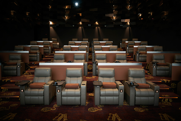 GSC Signature Gold Class,是想安靜看電影、想舒服看電影人士的最佳選擇。