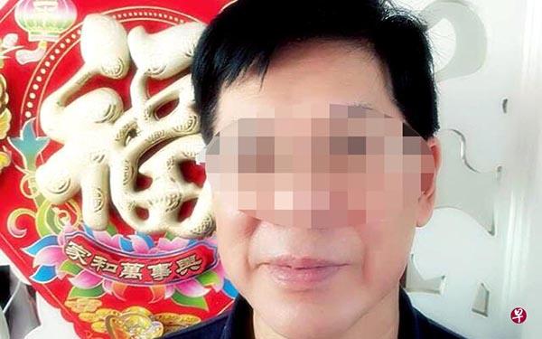 66歲曾姓商人去年11月在中國去世。