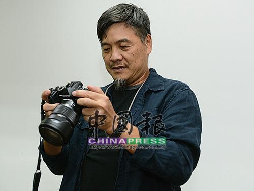 劉振祥用相機找到生命中的使命及幸福!