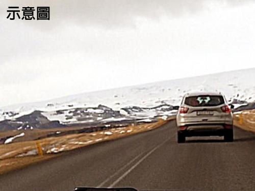 事發時環路天氣惡劣。(示意圖)