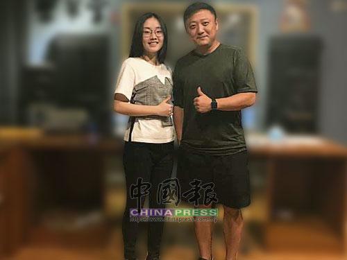郭沁是李翔的學生之一。