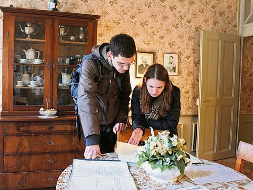 這個小套房公寓因愛因斯坦而名滿天下,每年都吸引數以千計來自瑞士境內外游的客,到此一游。