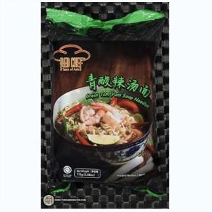 6、紅廚青酸辣湯麵(馬來西亞)
