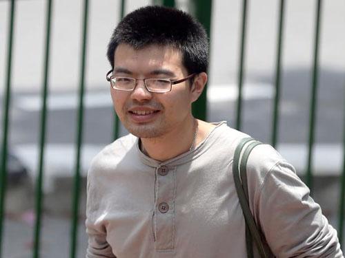 來自中國的被告馮日文。(《海峽時報》)