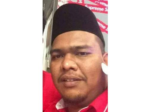 哈菲朱哈山疑吸冰毒,上週被捕。