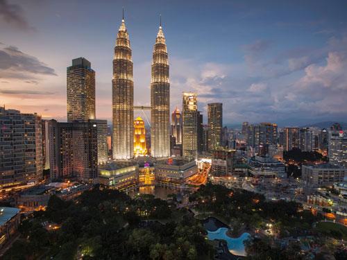 今年的勞動節,吉隆坡成為亞洲遊客最愛的10大城市之一。