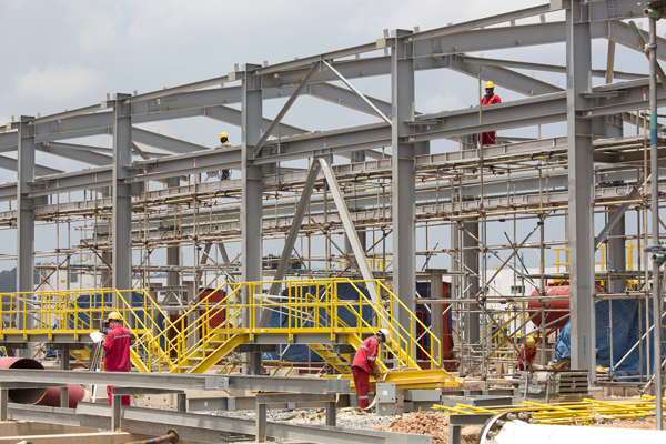 國陣將加強石油和天然氣下游工業成長。