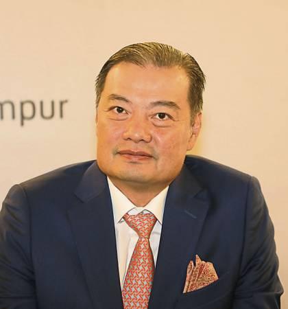 黃俊豪:預計眾金網PG Mall年銷售額有望達到千萬令吉業績。