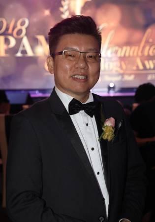馬來西亞美博總商會會長駱建林:希望這個平台可以團結大家,並帶領大家走向國際,走向更全方位的發展。