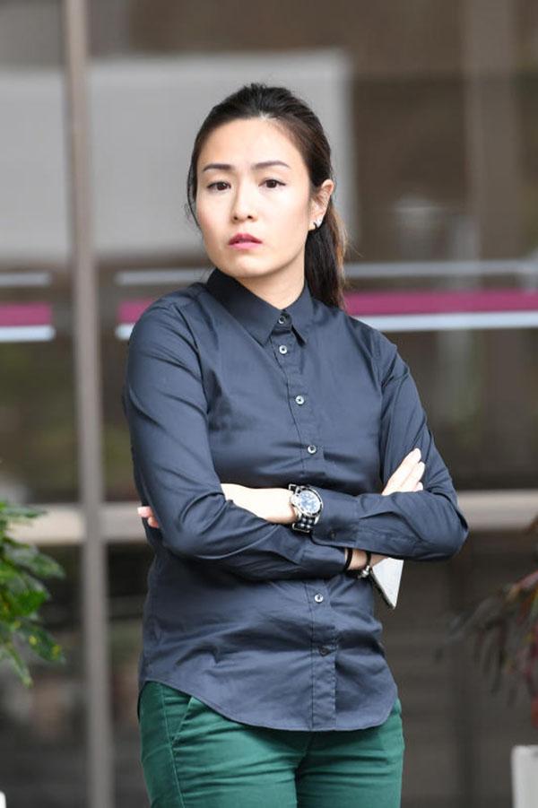 孫玉琴承認蓄意傷人和辱罵警員等8項控狀。(檔案照)
