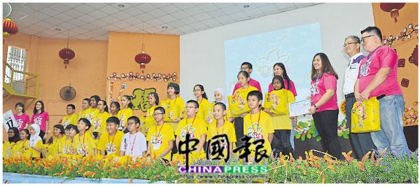 第17組營員獲得最佳組別獎。