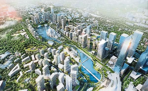 大馬城原是一項極具潛能的策略性發展計劃,但因為資金問題,以致嚴重影響計劃的進度。