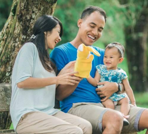 笑容,可以讓人與人之間的關係更融洽,家庭關係更和諧。