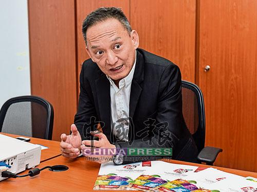 蔡偉鵬認為,提高民眾對於健康食品與健康概念的認識,是公共健康領域不可缺少的重要教育性宣導。