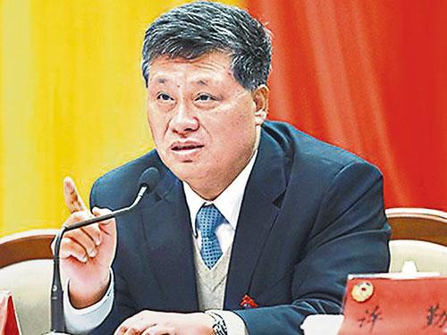 現任廣東省省長馬興瑞。