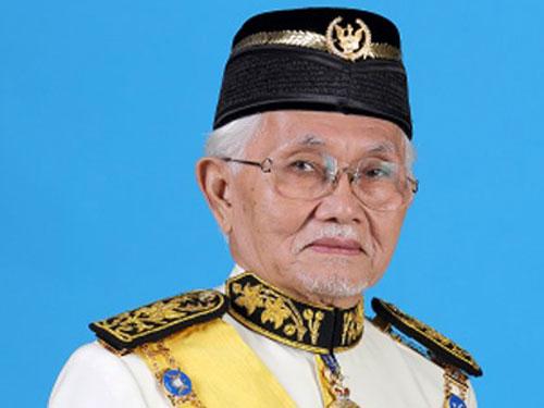 砂拉越前首席部長兼現任州元首丹斯里泰益馬目。