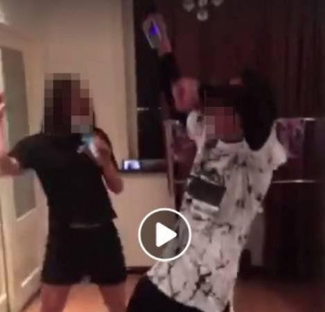 """跳水隊聚集喝酒跳舞及摟抱的視頻出現在網絡,代主教練張玉昆""""證實""""事情發生在今年初在中國秦皇島訓練時的除夕夜。(互聯網)"""