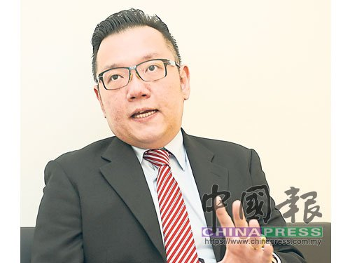 謝廉義:商業房產最多只可向銀行借貸70%至80%。