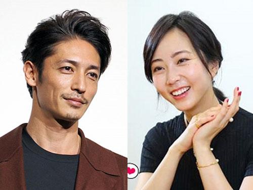 玉木宏(左)被爆本月26日娶女演員木南晴夏(右)。