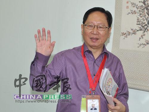 劉利民宣布不尋求蟬聯董總主席職。