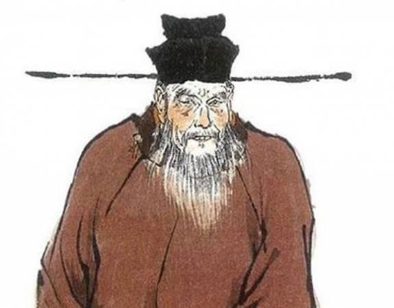 北宋書法家蔡京。