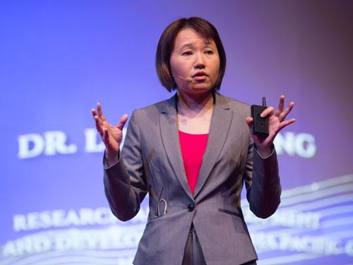 劉燕玲博士強調,充足營養和適量運動,是增強肌肉的重要基礎。