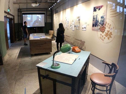 """""""藝思空間""""適合藝術、文創與設計相關的展覽使用。"""