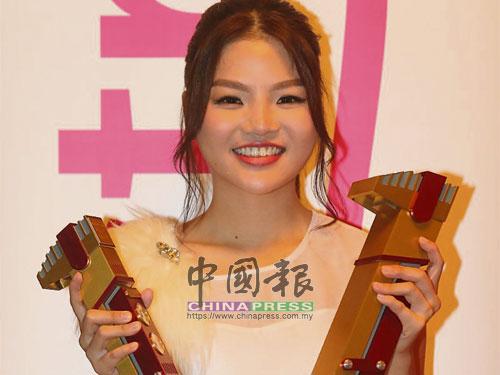 胡繢頤奪得2018年《歡喜第1等》冠軍。