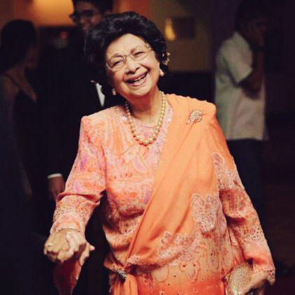 敦西蒂哈絲瑪將在週四(12日)慶祝92歲生日,《中國報》邀請民眾撰寫祝福語,獻給西蒂哈絲瑪。
