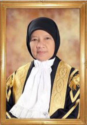 馬來亞大法官扎哈拉依布拉欣