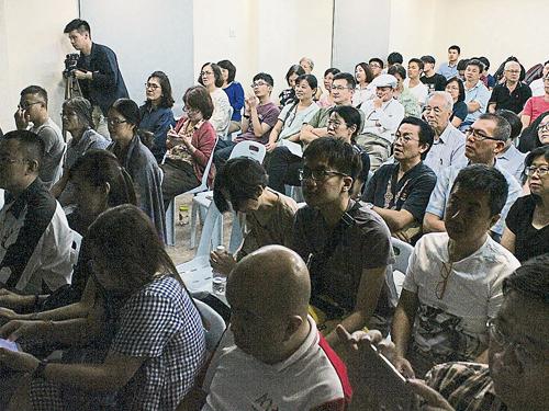 「台灣x馬六甲:文化遺產保存及經營論壇」獲不俗反應,有逾百名民眾出席。