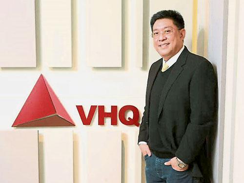 劉國華稱,威馳克媒體將分拆中國業務並在香港上市。