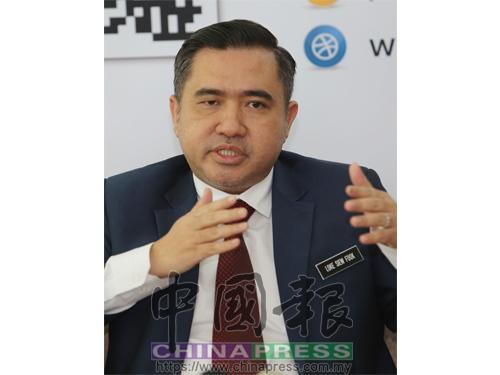 陸兆福:我將與財政部長商量,希望可以協助港務局財務重組,避免每年赤字和繼續動用儲備金還債。