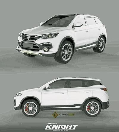 寶騰首款運動型休旅車(SUV)將在今年10月推出。
