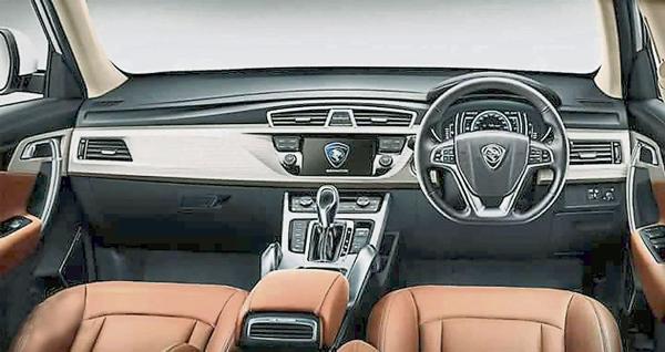寶騰首款運動型休旅車(SUV)有1.8L渦輪增壓引擎。