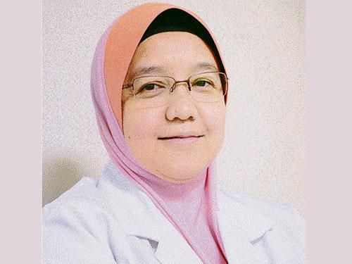 馬來西亞眼科專科服務部主管諾法麗查醫生,呼籲糖尿病患者主動接受眼科檢查,及早檢測出糖尿病視網膜病變。