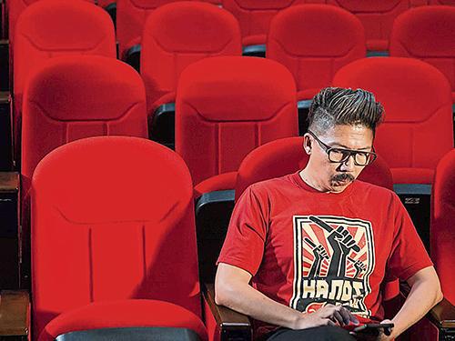 兩年辦一次萬花鼓宴雖然耗力,但手集團藝術總監吳聖雄認為再辛苦也值得。