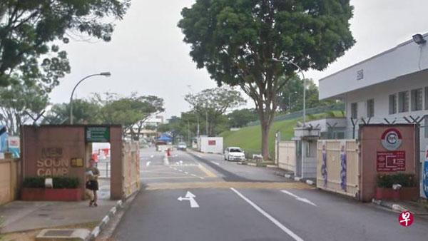 該名正規軍人來自新加坡武裝部隊醫療訓練學院。(谷歌地圖)