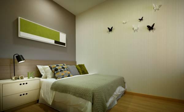 銷售價格已經包括家俬與電器,為住戶減去裝修及購買家具的煩惱。