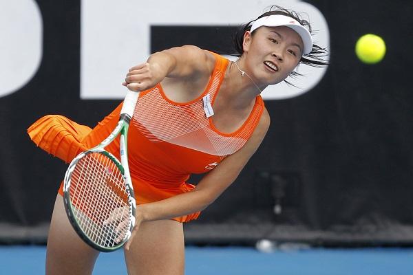 彭帥將錯過美國公開賽及中國公開賽。