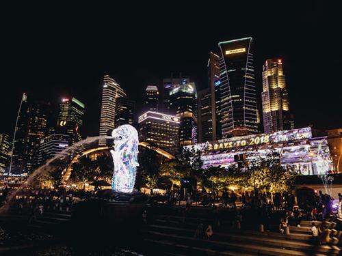 調查發現,超過一半以上的香港人普遍對新加坡政府和人民有正面印象。(檔案照)