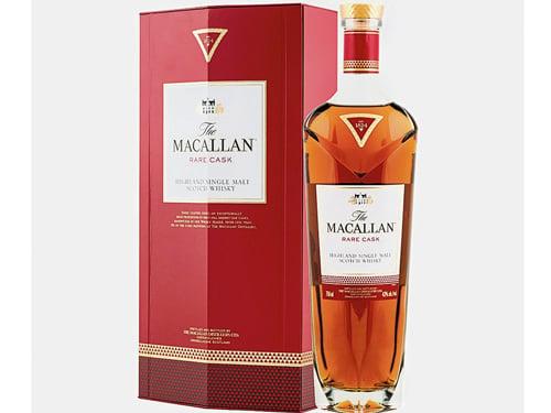 The Macallan Rare Cask特点是香味丰富柔和,香调深沉而协调。口感体现辛辣4重奏的浓郁味道,强烈丰润,带出令人怦然心动的悠长余韵。