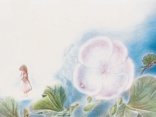 此繪本的插畫出自日本繪本作家兼畫家上野紀子之手,如果你懂《鼠小弟系列》,就不會對她感到陌生,從簡約到簡雅風格,都維持精簡的精髓。