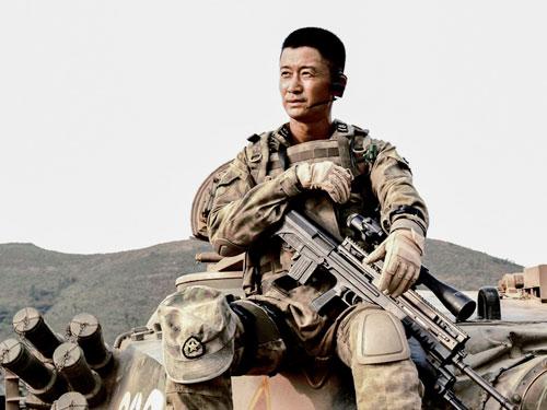 吳京的《戰狼2》去年壓倒了成龍的動作片。