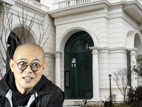 李連杰在上海的豪宅空置7年。(網上圖片)