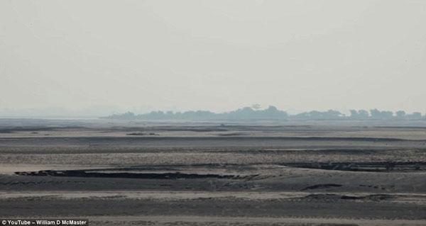 馬久利島曾經是一片荒涼、草木不生。