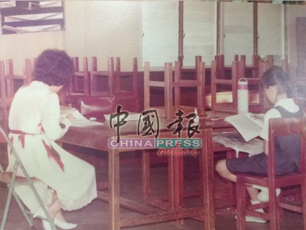 華教風暴讓許多學校進行罷課行動,導致上課的學生寥寥無幾。