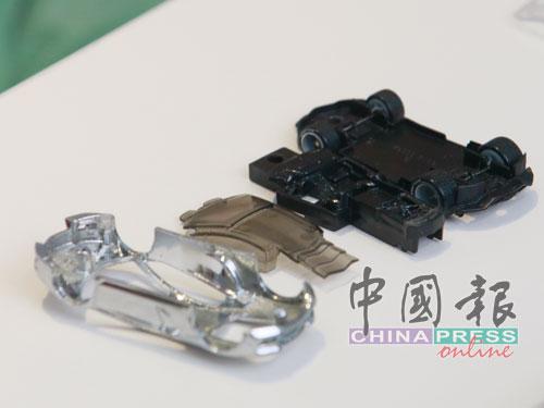 每款小車都可以拆成4個組件再重心組裝,部分收藏家也會根據個人喜好,更換車輪或配件。