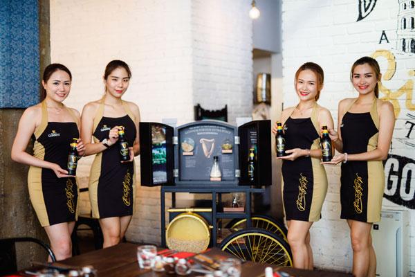 滿活力和現代氣息設計的Guinness Foreign Extra Stout,外觀更別具個性!