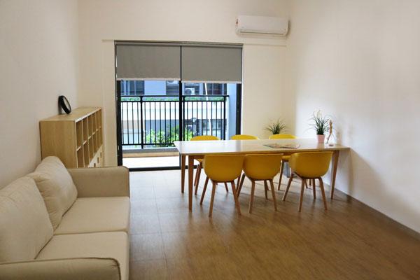 學校宿舍環境舒適,每間公寓將有3至6名學生同住。
